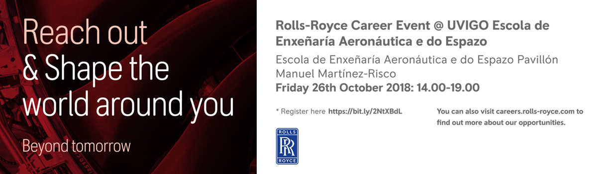 Rolls-Royce Career Event